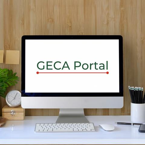 The GECA Portal is Here!