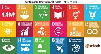 SDGs launched