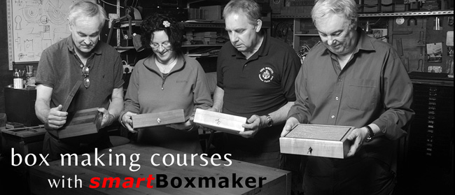 smartBoxmaker box making courses