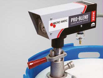 ProBlend® Closed Mixing System from Micro Matic