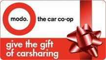 mojo is the gift of carsharing!