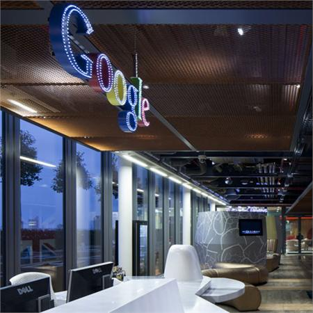 Google Super HQ by PENSON