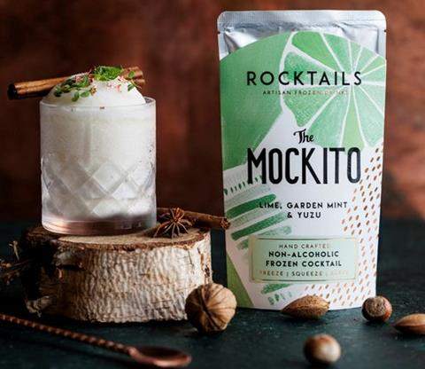 Bury Lane Farm Shop Rocktails The Mockito