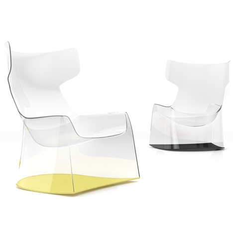 """Customisable furniture means """"no more trends"""" says Philippe Starck"""