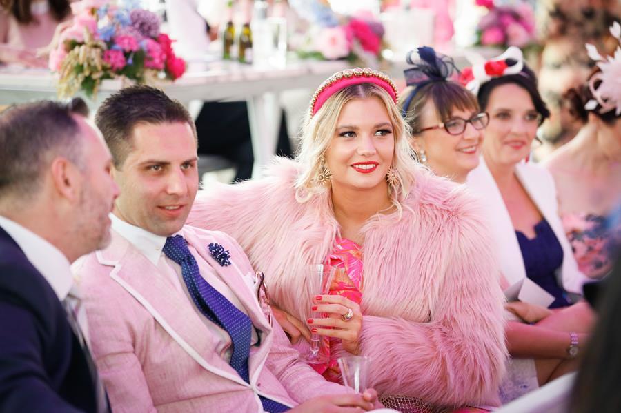 Sydney's Pink Race Day
