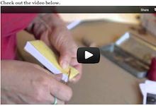 How To – Bookbinding