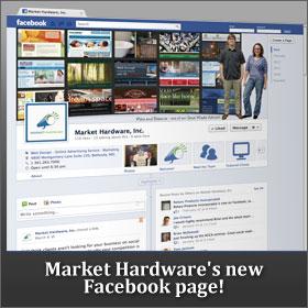 Market Hardware Facebook Timeline Page