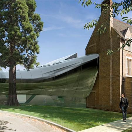 Zaha&#32;Hadid&#39;s&#32;Oxford&#32;college&#32;project&#32;to&#32;start&#32;on&#32;site