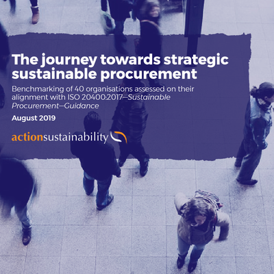 Action Sustainability Report August 2019