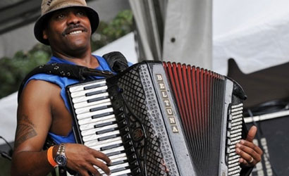 Lil' Brian & The Zydeco Travelers