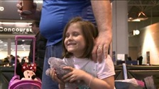Make-a-Wish Foundation, Frontier send family to Disney World