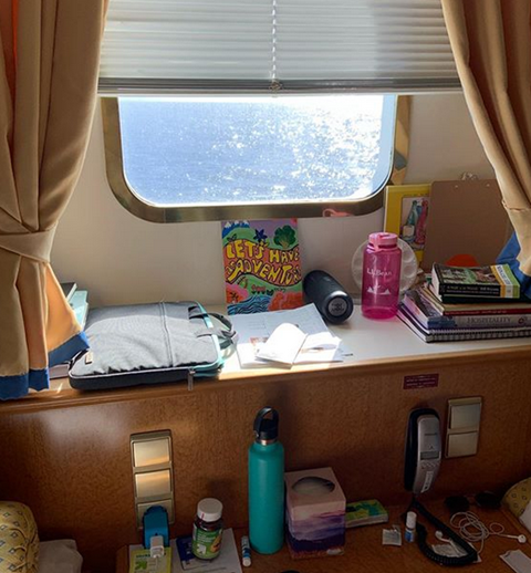 Semester at Sea Cabin
