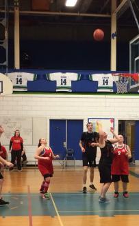 Kelowna basketball tournament
