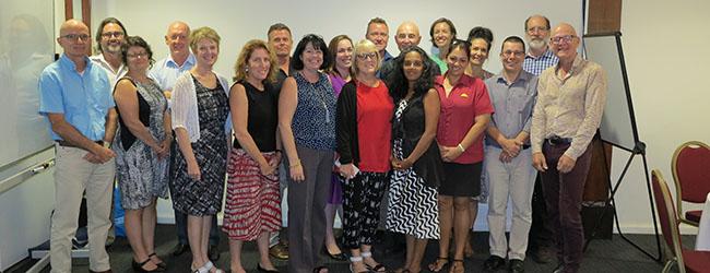 2016 Workforce Health Planning Forum participants