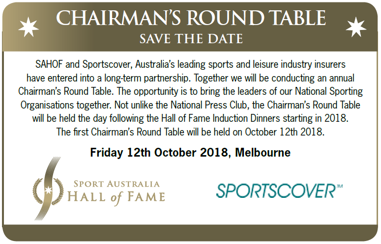 2018 Chairman's Round Table