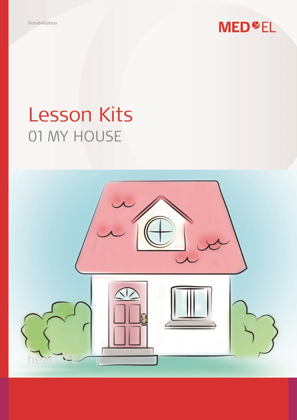 Front of Lesson Kit 01 My House