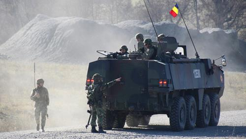 Eight Allies join forces in Romania for Exercise SCORPIONS FURY 18