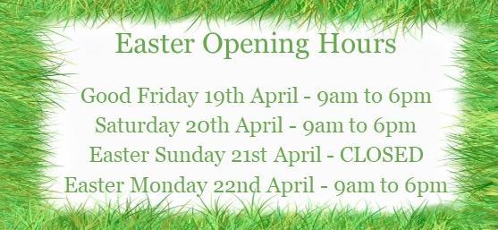 Bury Lane Farm Shop Easter Opening Hours 2018
