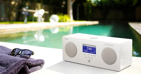 Tivoli portable Music System Three from Totally Wired