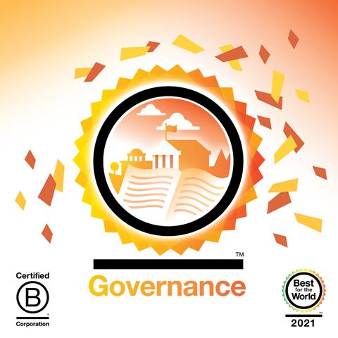 GECA Named Best for the World in Governance!