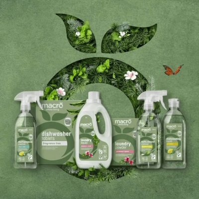 New GECA Certified Macro Whole Living Range Helping Aussies Reduce Impact on theEnvironment