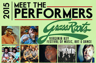 Virginia Key Grassroots Festival will again feature Keith Frank and his dad, Preston Frank.