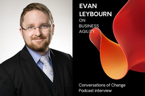 Evan Leybourn on business agility