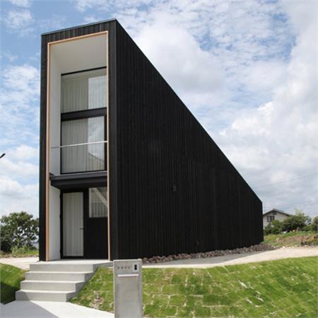 Unou house by Katsutoshi Sasaki + Associates