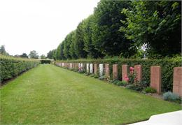 GOUY-EN-ARTOIS COMMUNAL CEMETERY EXTENSION