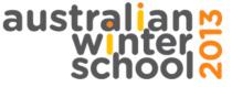Australian Winter School Conference