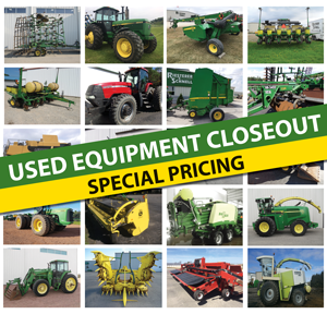 Used Ag Equipment Closeout