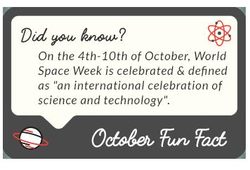 October 2016  fun facts