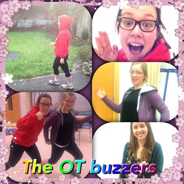 The Occupational Therapy Buzzers Team