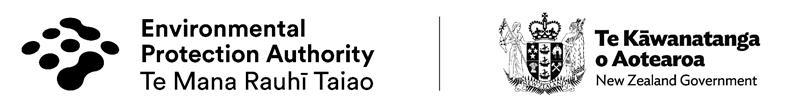 Image of EPA logo and Government logo