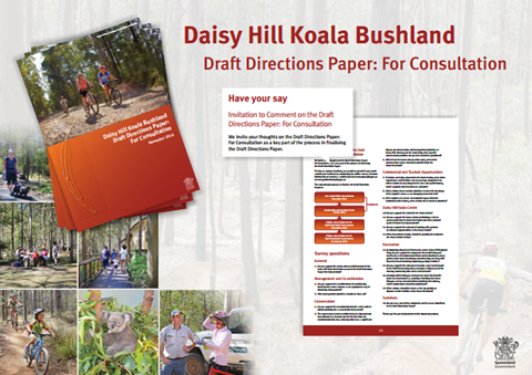 Daisy Hill Koala Bushland Draft Directions Paper: For Consultation