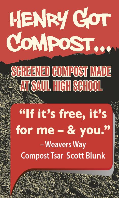 Henry Got Compost
