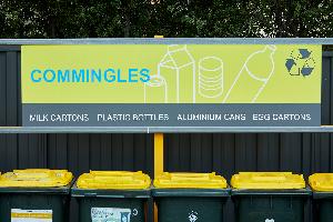 Waste strategy database