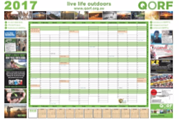QORF Wall Planner