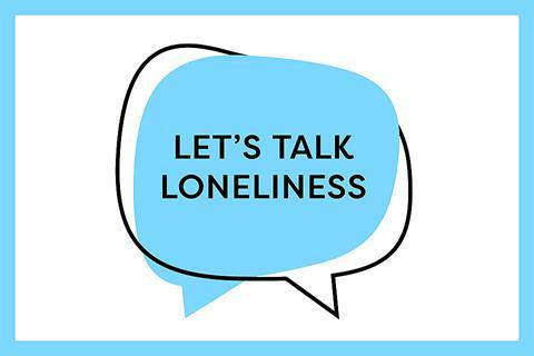 let's talk loneliness logo
