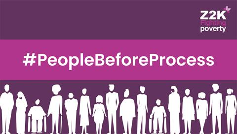 Poster: #People Before Process