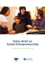 Policy brief on Social Entrepreneurship