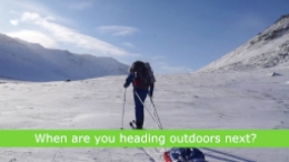 Promo 'How do you live your life outdoors?' Clips