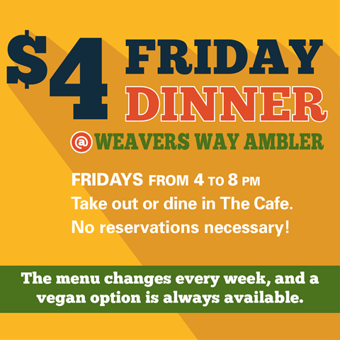 $4 Friday