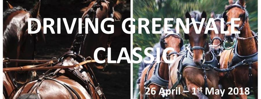 Driving Greenvale Classic