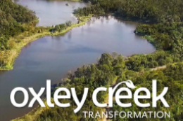 Oxley Creek Transformation