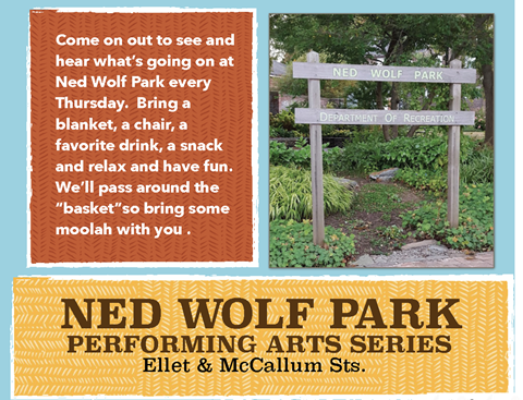 Ned Wolf Park