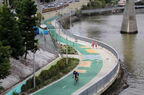 Palaszczuk Budget gears up for active transport