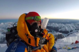 Alyssa Azar 2nd Everest Summit