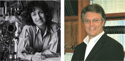 Frances Hellman and Don Tilley
