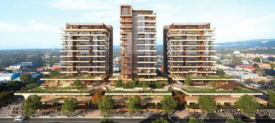 o'connell street development